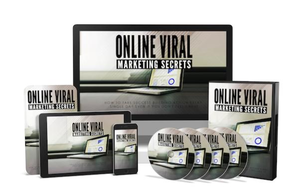 Online Viral Marketing Secrets bundle