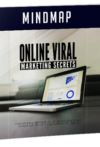 Online Viral Marketing Secrets mind map